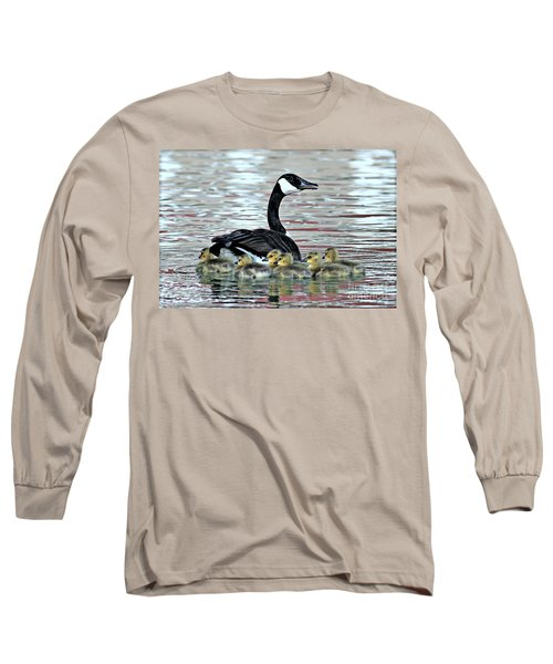 Spring's First Goslings Long Sleeve T-Shirt