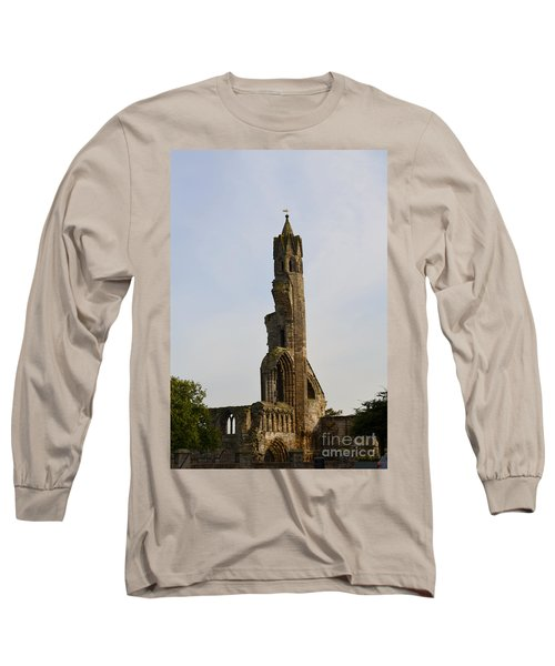 St Andrew's Cathedral Ruins Long Sleeve T-Shirt