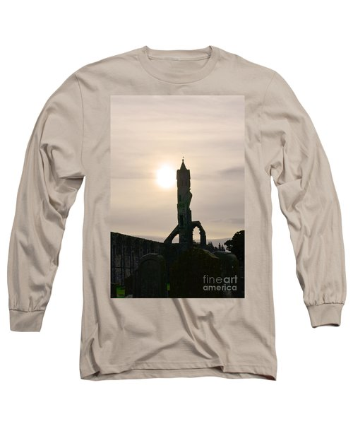 St Andrews Scotland At Dusk Long Sleeve T-Shirt