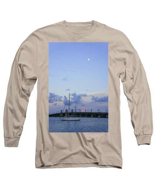 St. Augustine Sunset Long Sleeve T-Shirt