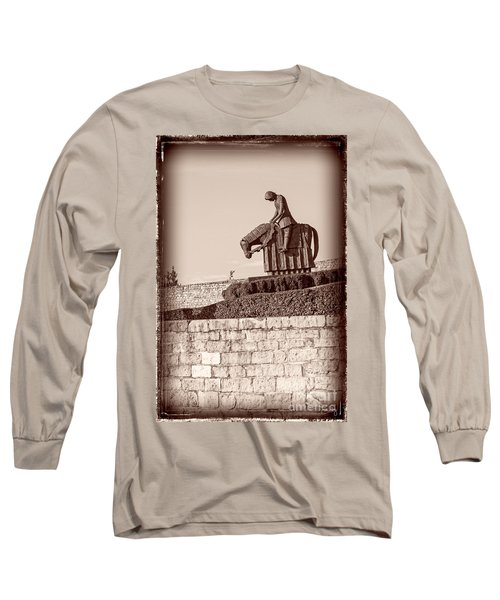 St Francis Returns From Crusades Long Sleeve T-Shirt