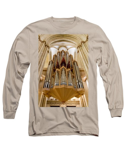 St Lambertus Organ Long Sleeve T-Shirt