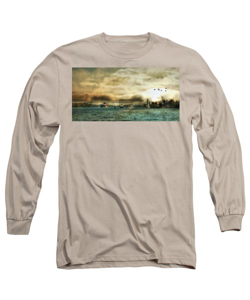 St. Lawrence Seaway Long Sleeve T-Shirt