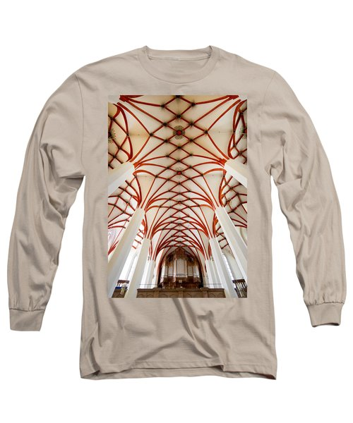 St Thomas Leipzig Long Sleeve T-Shirt