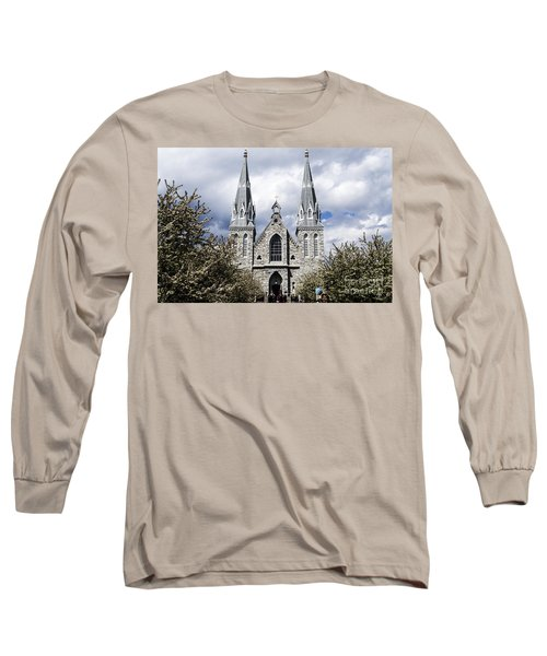 St. Thomas Of Villanova 2 Long Sleeve T-Shirt