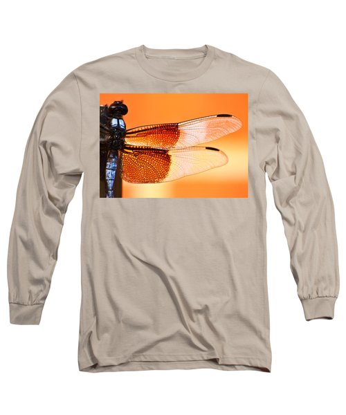 Stained Glass Long Sleeve T-Shirt by Mark Alder