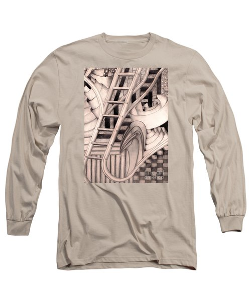 Stairway To.... Long Sleeve T-Shirt