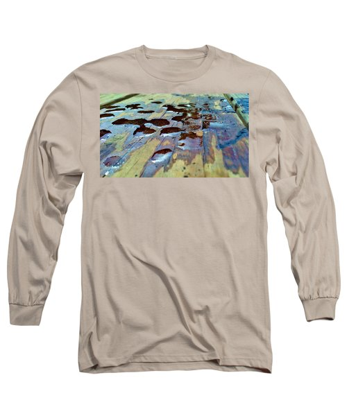 Standing Drops Long Sleeve T-Shirt