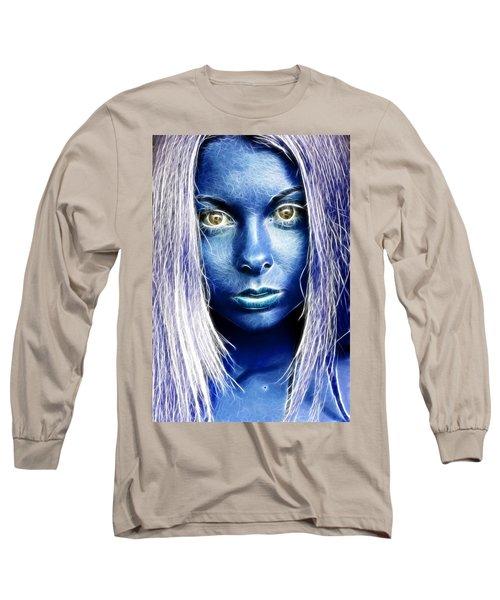 Star Girl Long Sleeve T-Shirt