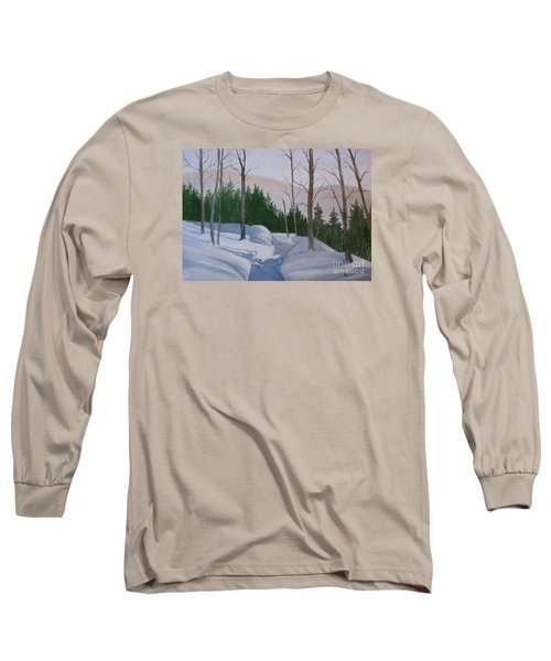 Stay On The Path Long Sleeve T-Shirt