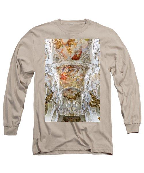 Steingaden Abbey Long Sleeve T-Shirt