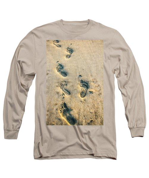 Steps Long Sleeve T-Shirt by Menachem Ganon