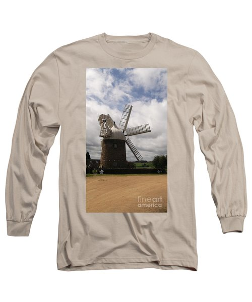 Still Turning In The Wind Long Sleeve T-Shirt