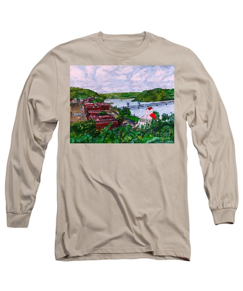 Stillwater Mn Long Sleeve T-Shirt