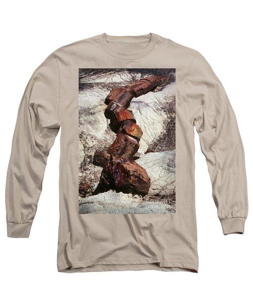 Stone Trees - 337 Long Sleeve T-Shirt