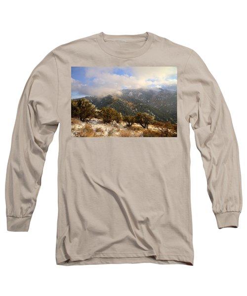 Storm Atop Oquirrhs Long Sleeve T-Shirt