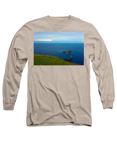 Storm On The Horizon Long Sleeve T-Shirt