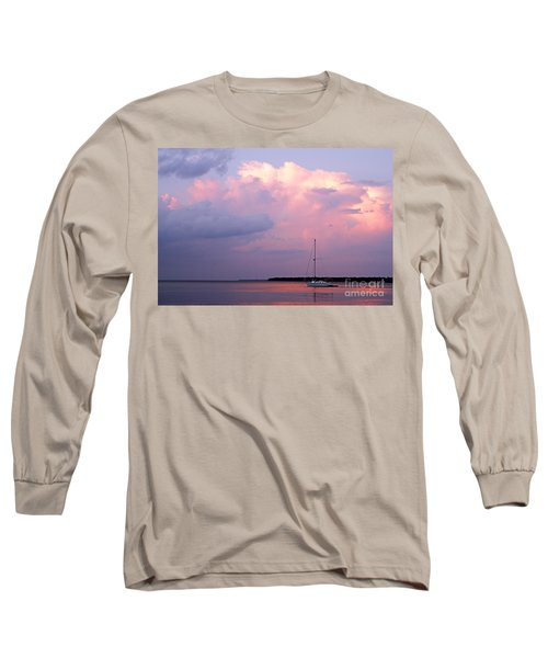 Stormy Seas Ahead Long Sleeve T-Shirt