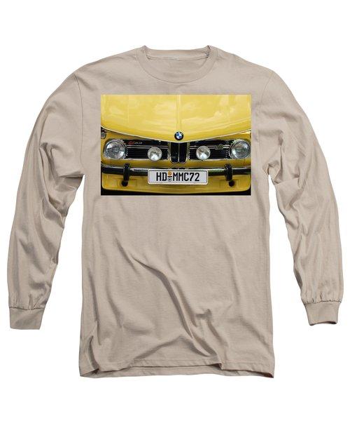 Strange Bavarian Long Sleeve T-Shirt by John Schneider