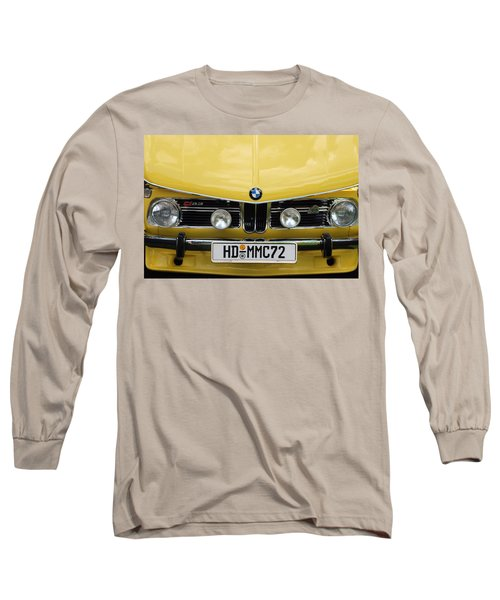Strange Bavarian Long Sleeve T-Shirt