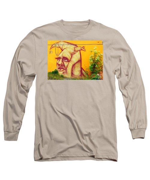 Street Art 3 Long Sleeve T-Shirt