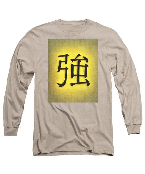 Strength Long Sleeve T-Shirt