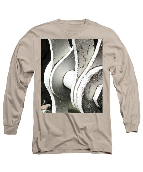 Structural Support Long Sleeve T-Shirt