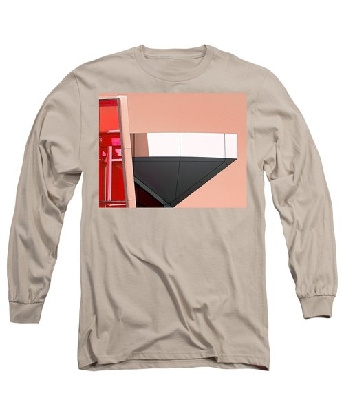 Study In Architecture Long Sleeve T-Shirt