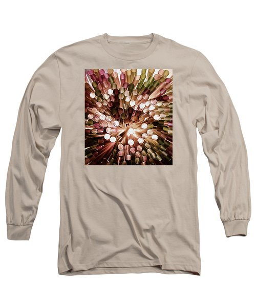 Study The Light Through These  Long Sleeve T-Shirt