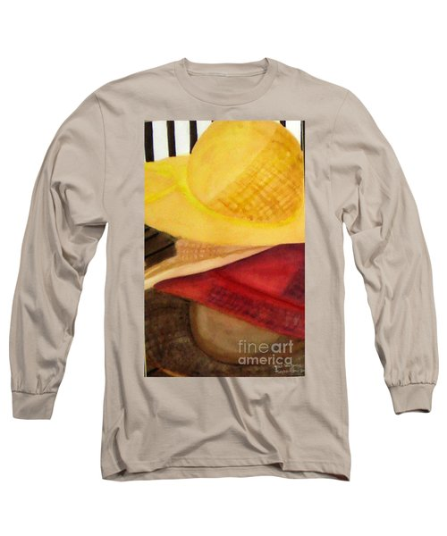 Stylish Long Sleeve T-Shirt