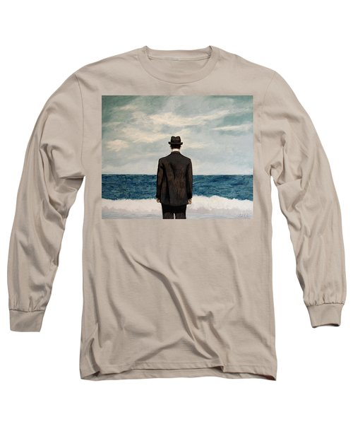 Suddenly Small Long Sleeve T-Shirt