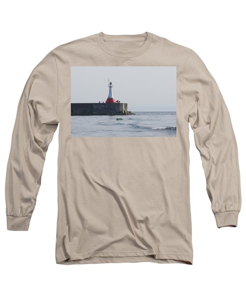 Long Sleeve T-Shirt featuring the photograph Summer Day by Marilyn Wilson