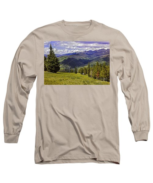 Summer Lifts - Vail Long Sleeve T-Shirt