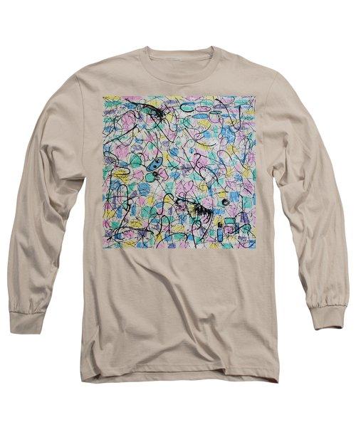 Summer Of '81 Long Sleeve T-Shirt by Mini Arora
