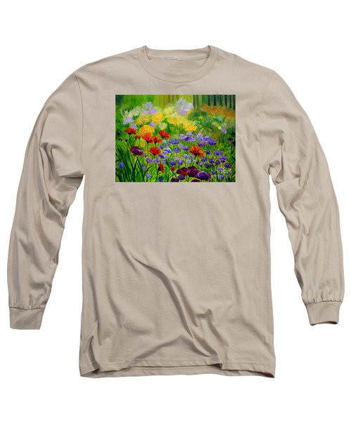 Summer Show Long Sleeve T-Shirt