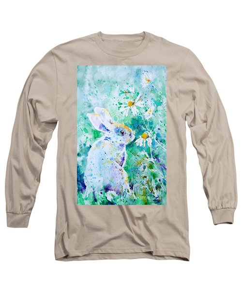 Summer Smells Long Sleeve T-Shirt