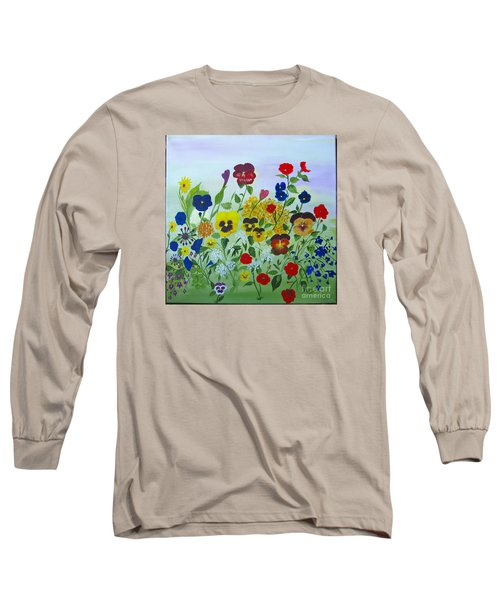 Summer Smiles Long Sleeve T-Shirt