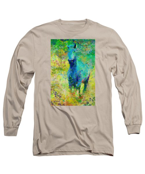 Summer Storm Long Sleeve T-Shirt by Greg Collins