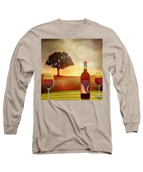 Summer Wine Long Sleeve T-Shirt