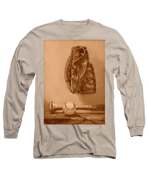 Summer's Game Long Sleeve T-Shirt