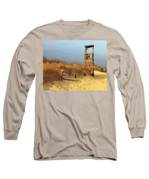 Summer's Over Long Sleeve T-Shirt