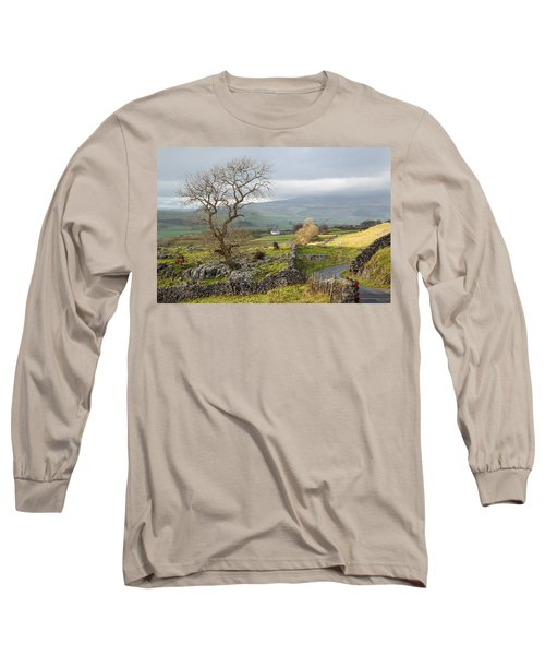 Sun Breaks Through Long Sleeve T-Shirt