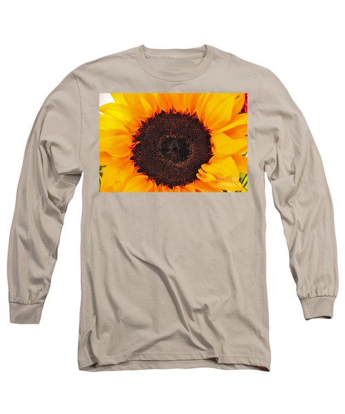 Sun Delight Long Sleeve T-Shirt by Angela J Wright