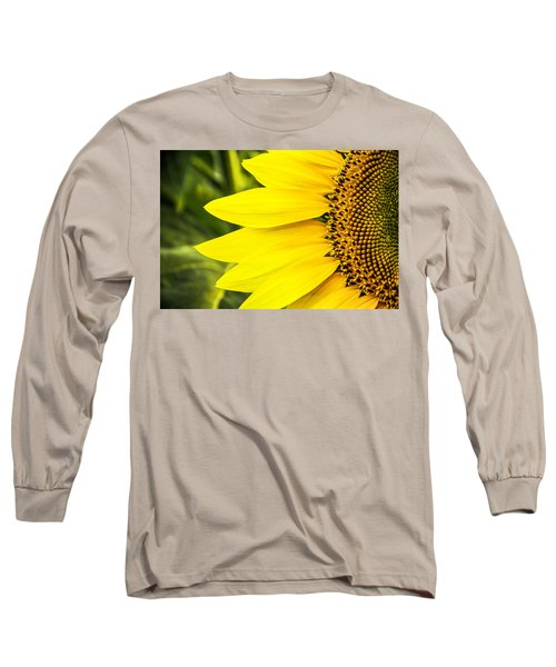 Sunflower Sunshine Long Sleeve T-Shirt