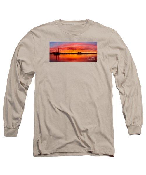 Sunrise Bay Long Sleeve T-Shirt