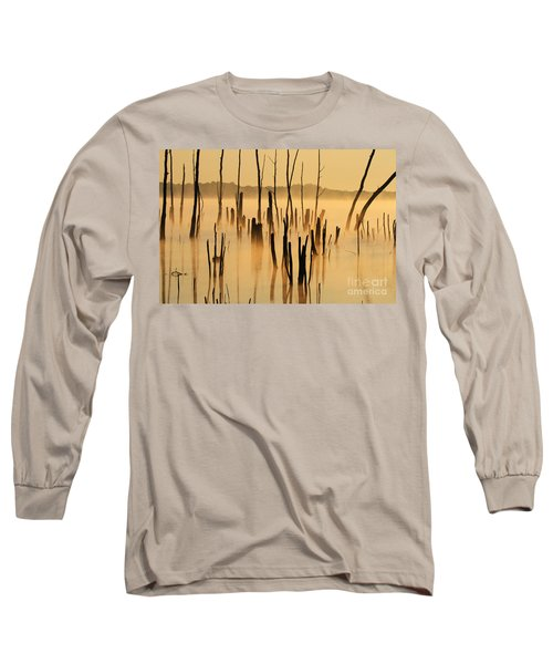Sunrise Mist Long Sleeve T-Shirt