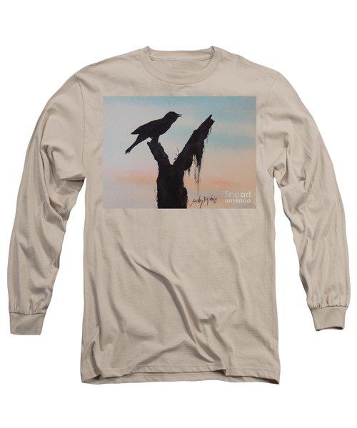 Sunrise Singer Long Sleeve T-Shirt