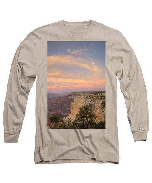 Long Sleeve T-Shirt featuring the photograph Sunset At Powell Point by Alan Vance Ley