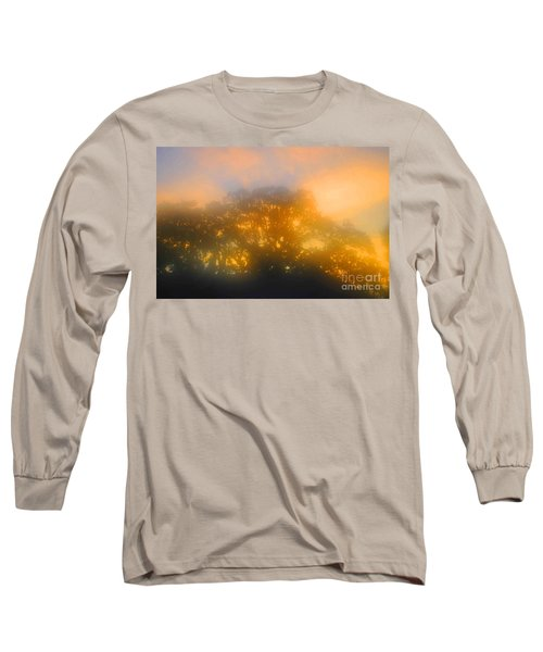 Sunset Mocks Sunrise Long Sleeve T-Shirt
