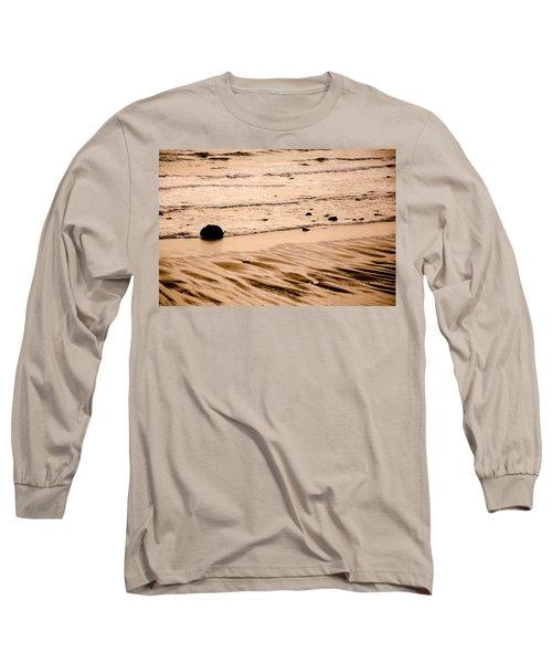 Sunset Palette Wreck Beach Long Sleeve T-Shirt by Roxy Hurtubise